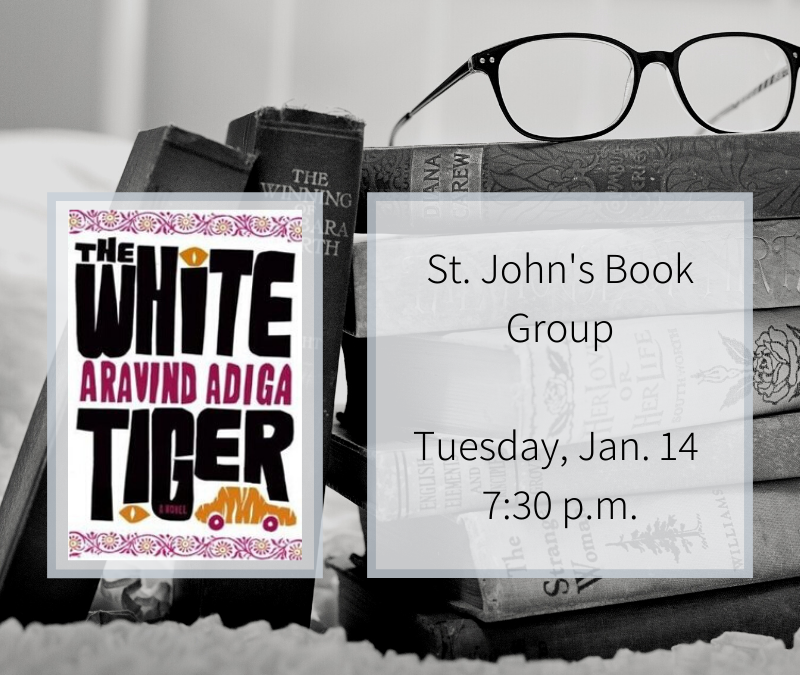 Book Group January Meeting