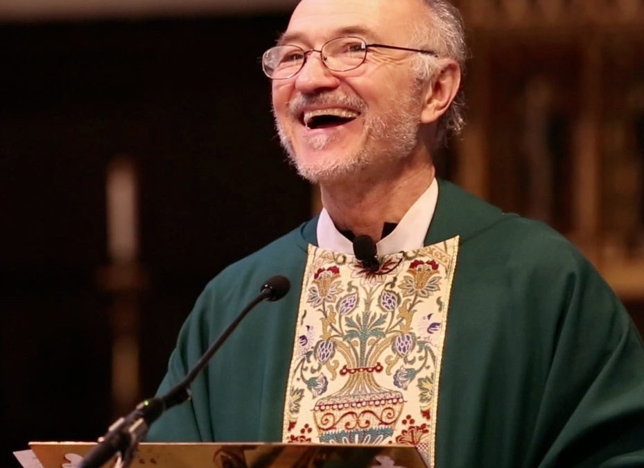 Thank You from the Rev. David Killian