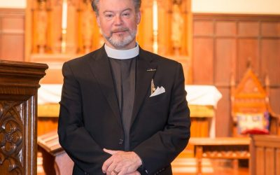 Newtonville Rector Elected Bishop