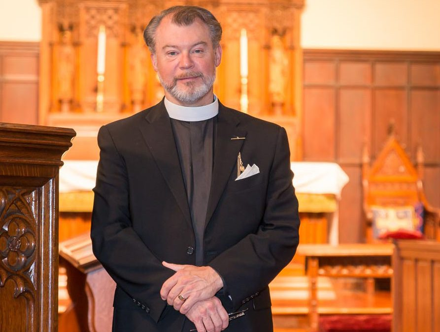 Newtonville Rector Elected Bishop