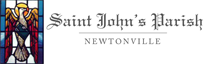 Saint Johns logo for usage on a light background