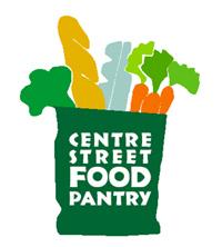 centre street food pantry logo